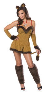 cowardly lion fancy dress outfit