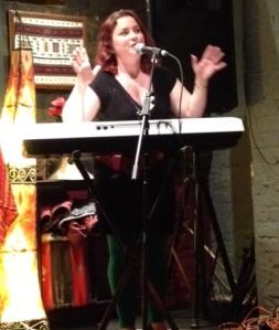 Sarah Mills at Cult of Comedy, Brighton Fringe